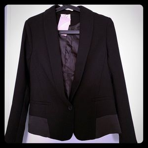 Urban outfitters black pins and needles blazer S